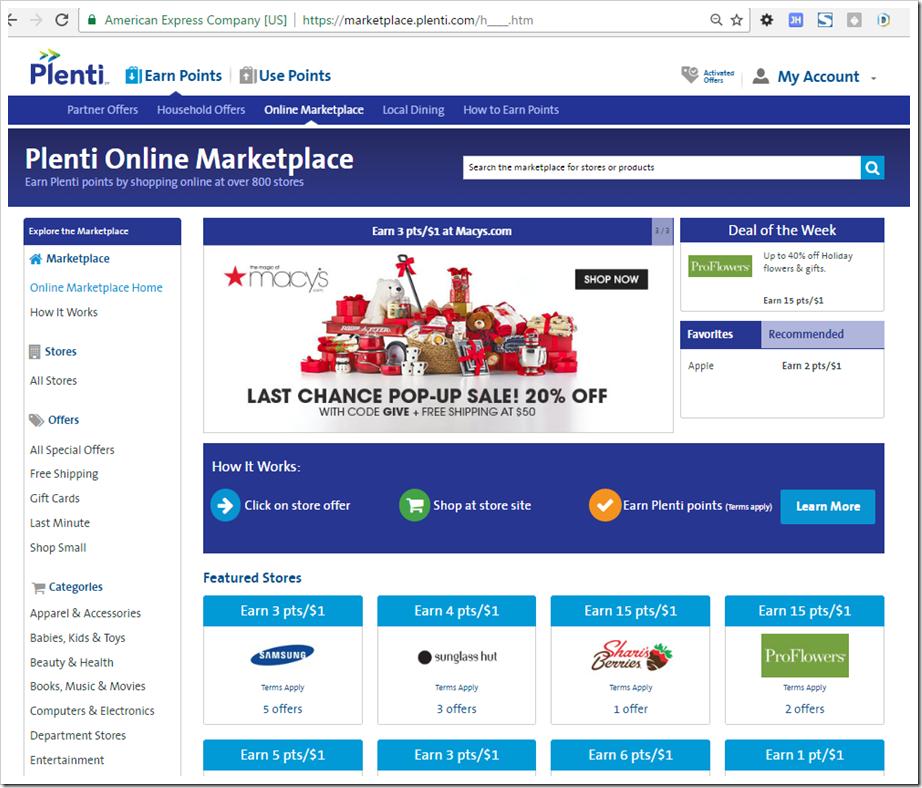 Planti Online Marketplace