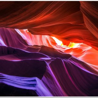 羚羊峡谷 Antelope Canyon