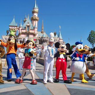 加州洛杉矶迪士尼乐园 Disneyland