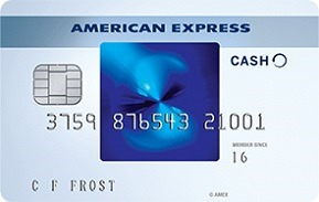 Amex Blue Cash Everyday 信用卡