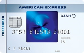 Amex Blue Cash Preferred 信用卡