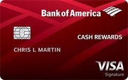 Bank of America Cash Rewards