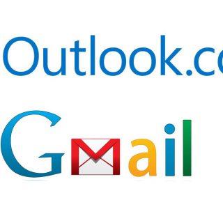 中国美国往返,Gmail 用不了用Outlook Mail