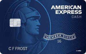 Amex Cash Magnet 信用卡