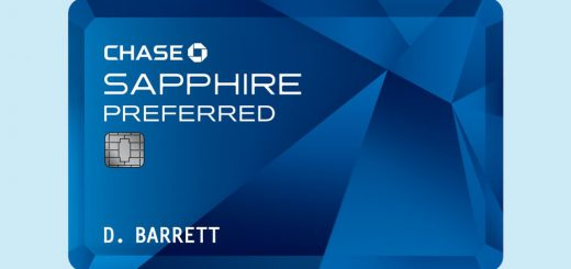 Chase Sapphire Preferred Card 蓝宝石信用卡