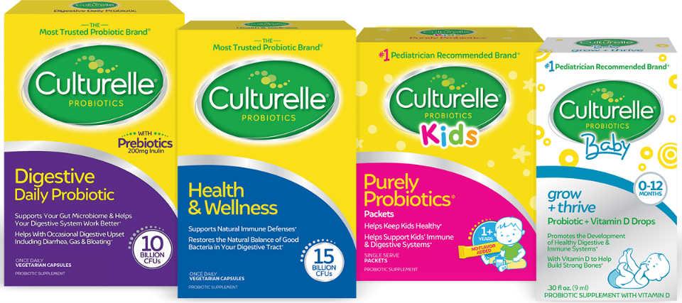 美国Costco #1系列保健品: Culturelle 康萃乐 益生菌