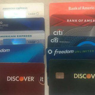 美国信用卡开卡奖励